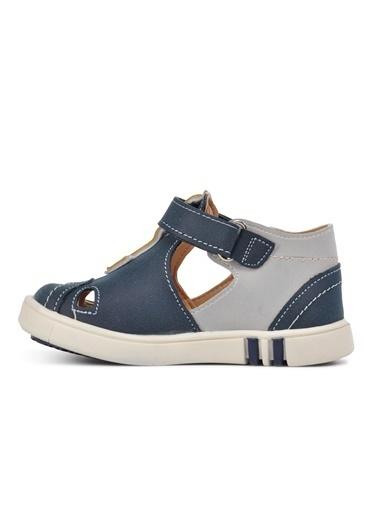 Şiringenç 210110 Lacivert-Bej-Hardal Comfort Erkek Çocuk Günlük Ayakkabı Lacivert